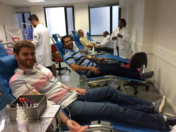 Doação Sangue